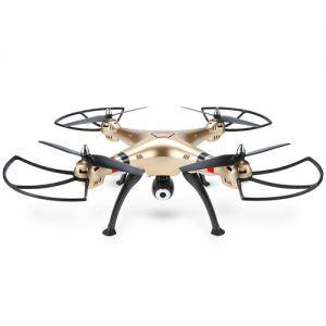 Квадрокоптер Syma X8HW с трансляцией видео в реальном времени (50 см)