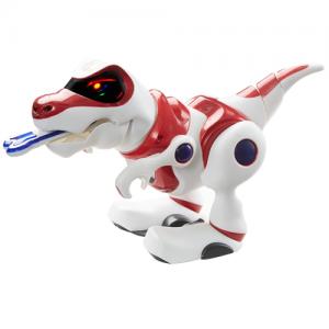 Интерактивный динозавр T-REX (реагирует на жесты и голос)