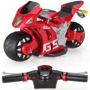 Радиоуправляемый Мотоцикл с рулем (1:8, 27 см.)