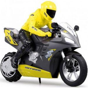 Радиоуправляемый Трюковый Мотоцикл Wind Speed (1:6, 20 км/ч, 35 см.)
