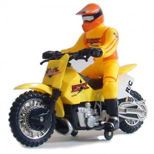 Мотоцикл триаловый ZX (14 см.)