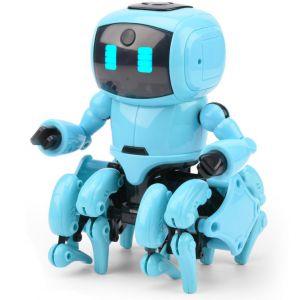 Конструктор Интерактивный Робот-Осьминог (17 см.)