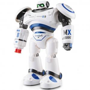 Радиоуправляемый робот Crazon Defenders (стреляет ракетами, 33 см.)