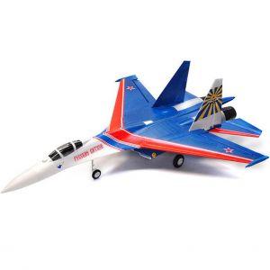 Радиоуправляемый Самолет Су-27 Русские Витязи (90 км/ч, 101 см, 2.4GHz)
