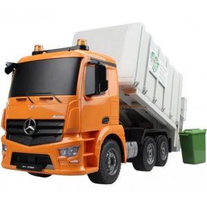 Радиоуправляемая мусоровоз Mercedes-Benz Actros (1:20, 41 см.)