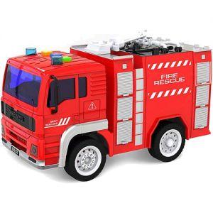 Радиоуправляемая Пожарная машина WenYi (1:20, 19 см.)