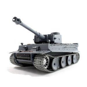 Радиоуправляемый Танк «Тигр 1» (1:16, Tiger-1, с дымом)