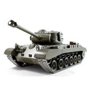 Танк 1:16 «Першинг» M26 Pershing (Snow Leopard) (пневмо)