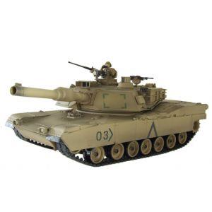 Танк 1:24 «Абрамс» Abrams M1A2 (пневмо)