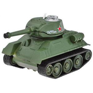 Радиоуправляемый Микро танк Т-34 / Tiger-1 (6 см.)