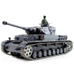 Танк 1:16 PzKpfw IV (с дымом, 50 см.)