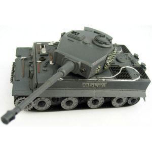 Мини танк для ик боя 1:70 Tiger I