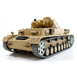 Танк 1:16 Panzer IV F1 (с дымом, 50 см.)