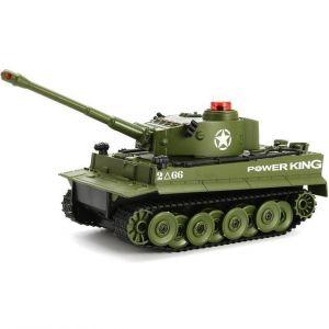 Танк Tiger I управляемый с телефона (1:32, 27 см)