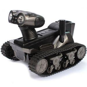 Танк-шпион LT-728 (передача видео в реальном времени, слабые аккумуляторы, возврат)