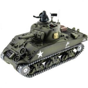 Радиоуправляемый Танк U.S. M4A3 Sherman (1:16, 52 см.)