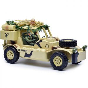 Радиоуправляемый Военная Багги с пулеметом (1:20, 30 см.)