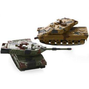 Радиоуправляемый Танковый бой Leopard (2 танка 19 см, 1:32, 2.4Ghz)