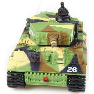 Радиоуправляемый Мини-танк Tiger I (9 см)