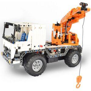Радиоуправляемый Конструктор Автокран (838 деталей, 37 см.)