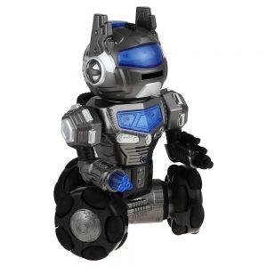 """Робот """"Линк"""" с голосовым управлением и радиоуправленем"""