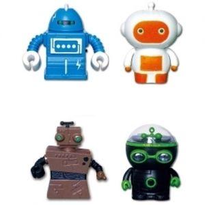 Мини-робот Миниботик на ИК-пульте