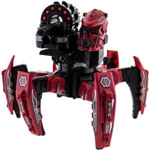 Радиоуправляемый боевой робот-паук (стреляет, 2.4 GHz, 36 см.)