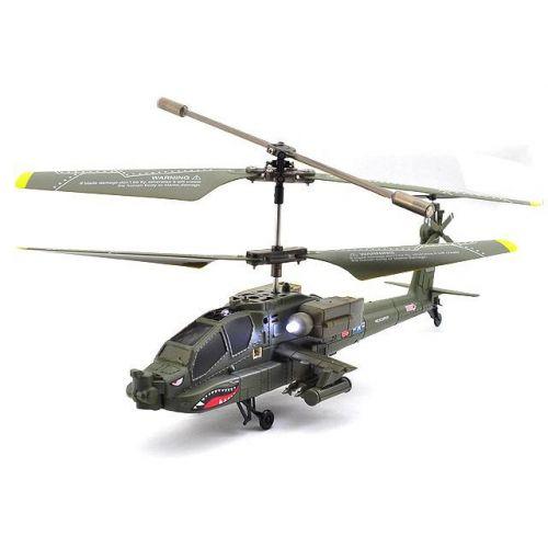 Радиоуправляемый Вертолет Syma S109 Apache AH-64 (22 см) купить