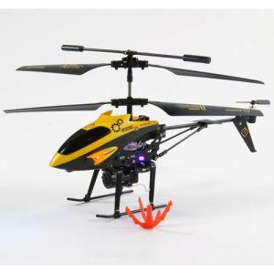 Радиоуправляемый Вертолет с лебедкой (20 см.)
