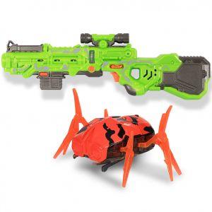 Тир Охота на жука с лазерным ружьём