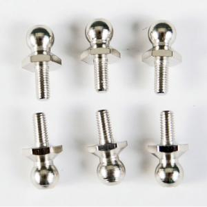 02038 Винт с шаровым наконечником (6 шт) для моделей 1:10 HSP