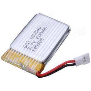 Аккумулятор LiPo 600mAh 3.7V