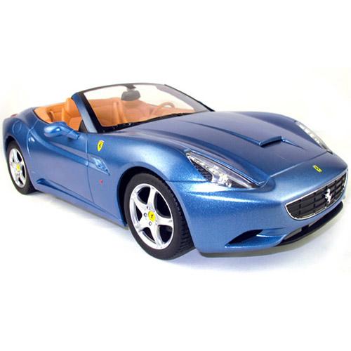 Синий Радиоуправляемая Ferrari California (1:12, 34 см)