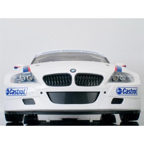 Огромная радиоуправляемая Машина 1:10 BMW Z4 Coupe Motorsport (41 см) - Фотография