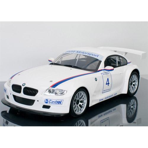 Огромная радиоуправляемая BMW Z4 Coupe Motorsport (1:10, 41 см)