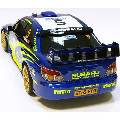 Радиоуправляемая Subaru Impreza WRC 2006 (1:10, 40 см, 40 км/ч) - Фотография