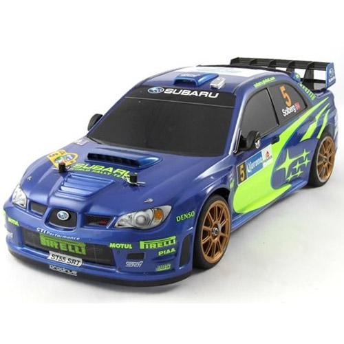 Радиоуправляемая Subaru Impreza WRC 2006 (1:10, 40 см, 40 км/ч)