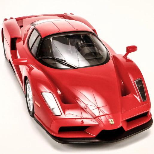 Большая Радиоуправляемая Ferrari Enzo (1:10, 41 см)