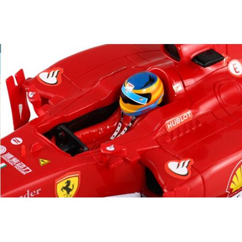 Радиоуправляемый Болид F1 Ferrari F138 (1:12, 38 см) - Картинка