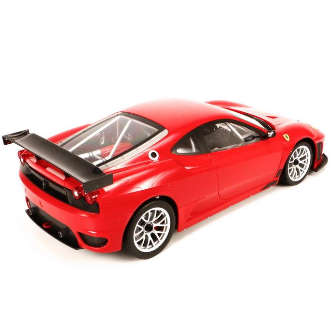Огромная Радиоуправляемая Ferrari F430 GT (1:10, 41 см)