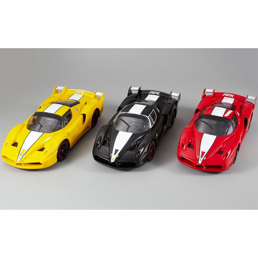 Большая Радиоуправляемая Ferrari FXX (1:10, 45 см) - Фотография