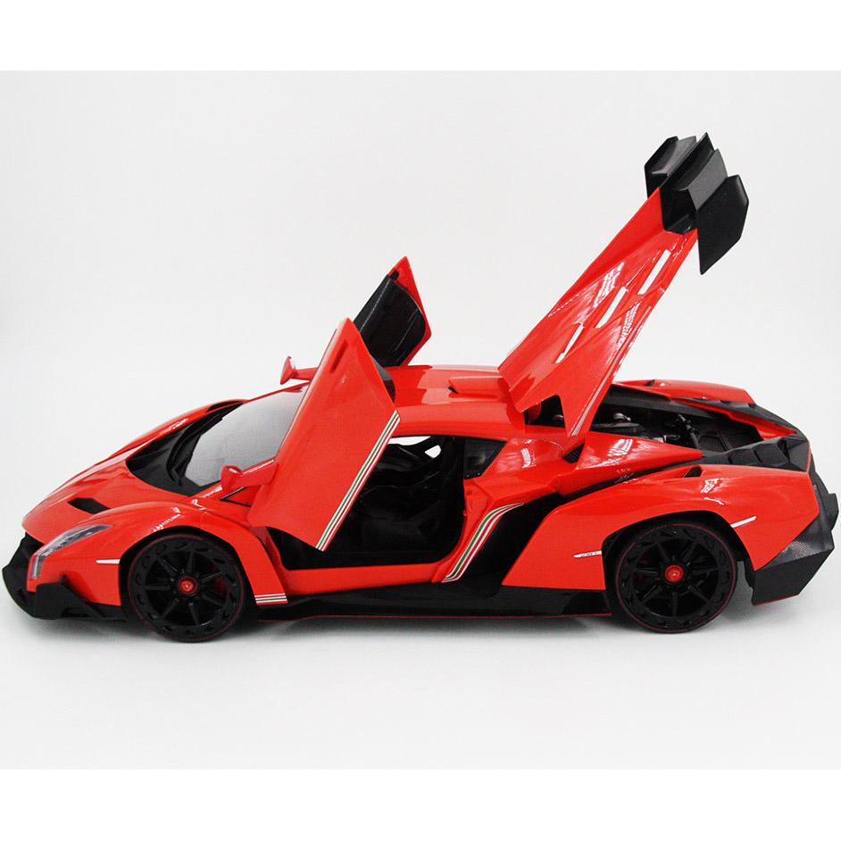 Радиоуправляемая Lamborghini Veneno (открываются двери, 1:10, 51 см)
