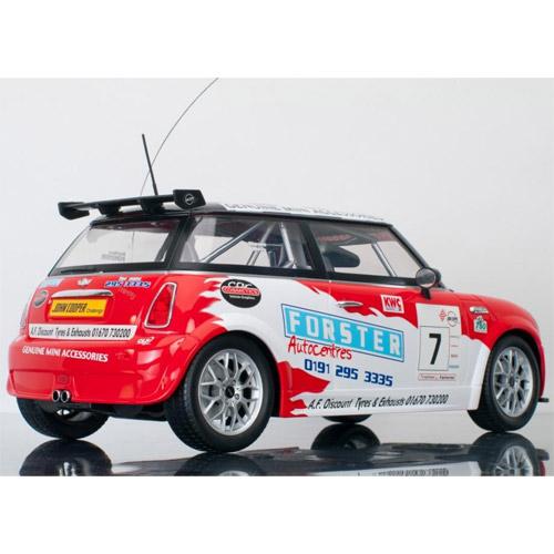 Радиоуправляемая Машина 1:10 Mini Cooper S (41 см)