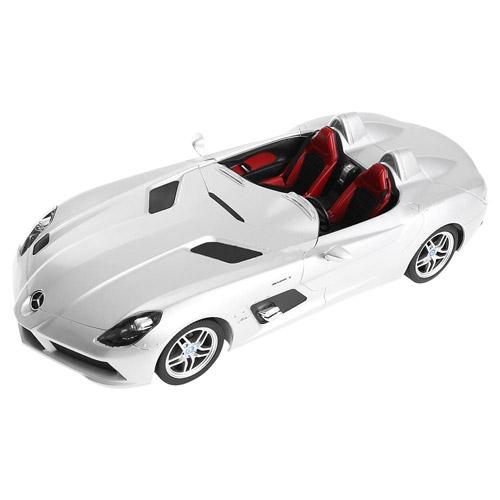 Белый Радиоуправляемый Mercedes-Benz SLR McLaren Z199 (1:12, 39 см)