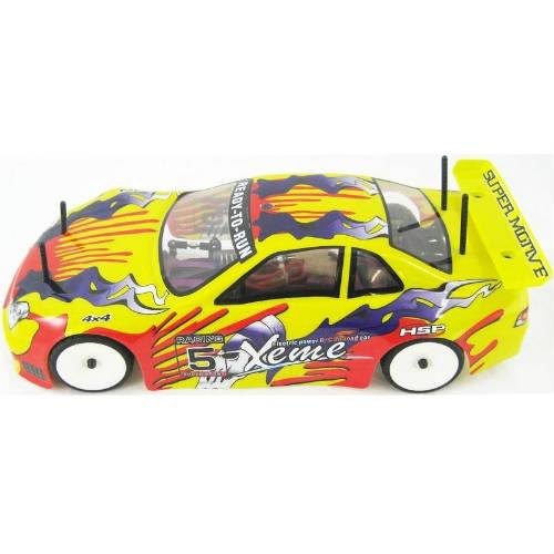 Скоростная машина 1:10 HSP Xeme (50 км/ч, 36 см) - Фото