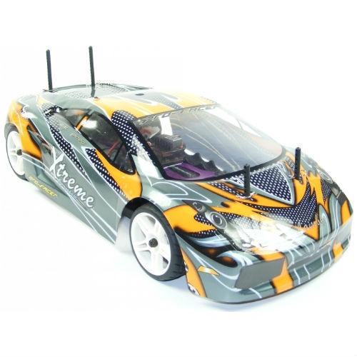Скоростная машина 1:10 HSP Xeme (50 км/ч, 36 см) - Фотография