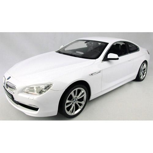 Белый Радиоуправляемая BMW 6 coupe (1:14, 35 см)