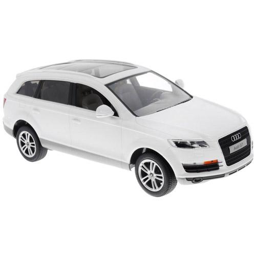 Белый Радиоуправляемая Audi Q7 (1:14, 33 см)