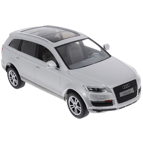 Серый Радиоуправляемая Audi Q7 (1:14, 33 см)