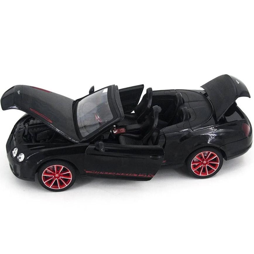 Радиоуправляемая Bentley Continental GT Supersport (открываются двери и капот, 1:14, 34 см)